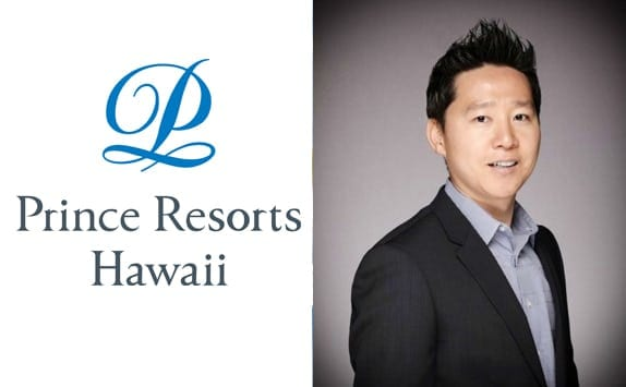 Kisan Jo, Prince Resorts Hawaii President.