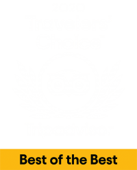 TripAdvisor: 2020 Travelers Choice Best of the Best