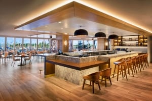 Photo of 100 Sails Restaurant's Interior. Click Here for Ideas on How to Stay Fit on Vacation.