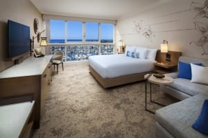 Photo of a Prince Waikiki Oceanfront Room. Start Your Oahu Itinerary at Prince!