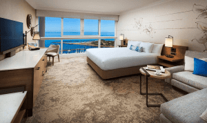 A picture of a room at Prince Waikiki.